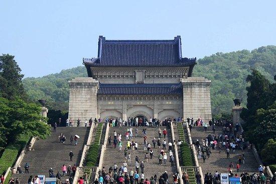 Tour privado de un día en Nanjing al...