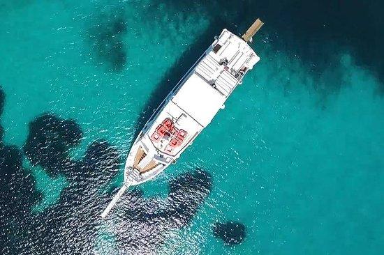 Excursion en bateau à Favignana et à...