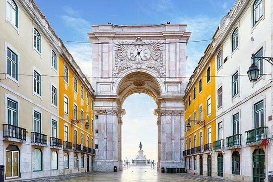 Lisboa - Inicio de patada