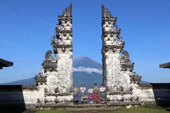 Veja O Portão do Céu no Templo...