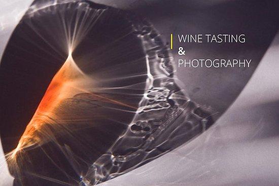 Cata de vinos y fotografía