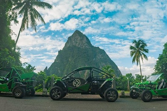 Soufriere Sea-Fari - Buggy