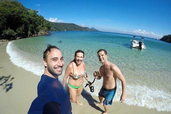 Full day in Ilha Grande -tropical...