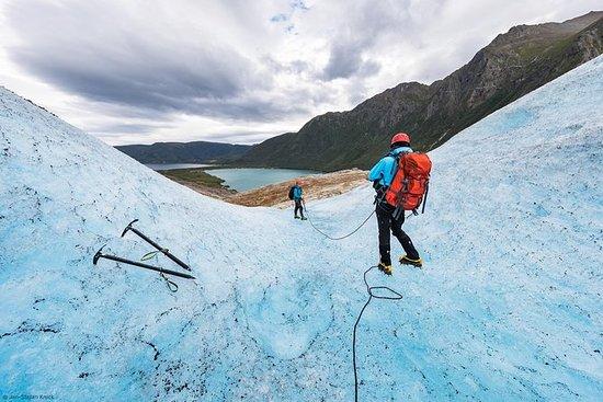 Svartisen - Day Trip Glacier Hiking...