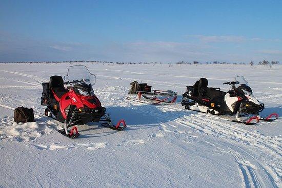 全天雪地车驾驶与冰钓