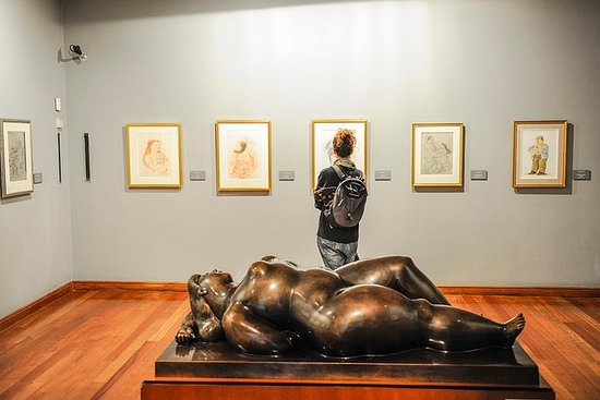 Botero Museum Guided Visit: Bogota Botero Museum