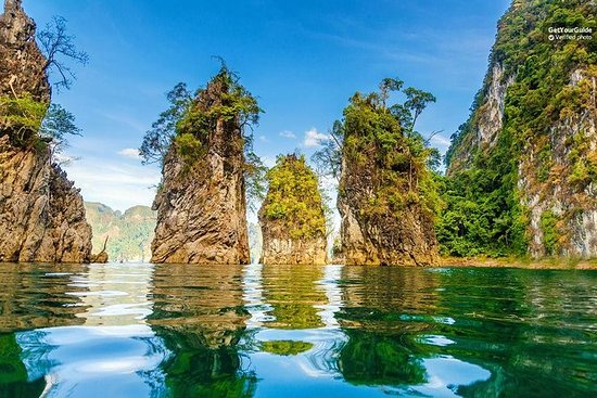 Khao Sok: tour completo di rafting in