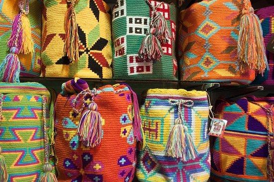 Colombiaanse handwerk