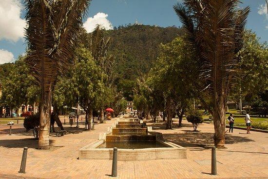 Bogotá Stadtrundfahrt und Zipaquirá...