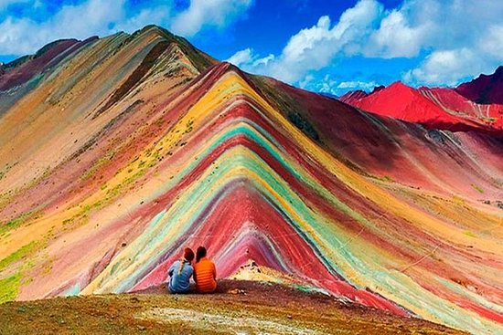 Rainbow Mountain Cusco Group Service