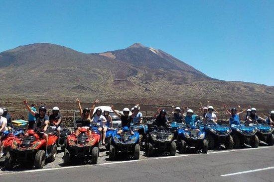Teneriffa: Quad Adventure Teide Tour