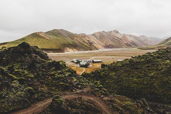 Landmannalaugar地熱地域 - スーパージープデイツアー