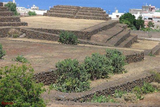 Mystiske pyramider av Guimar og...