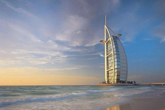 Cócteles en Burj Al Arab