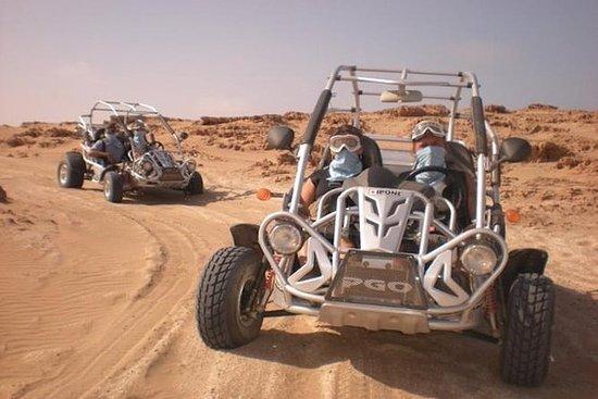 2 horas de paseo en buggy en Agadir
