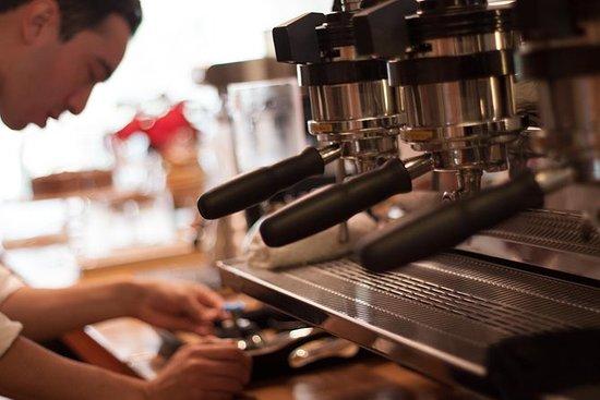 Bogotás kaffemaster