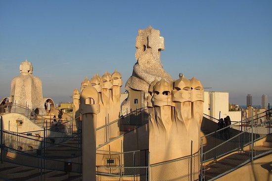 Gaudi's meesterwerken: Pedrera ...