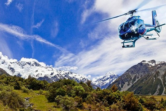 Aoraki Mount Cook & Lord of the Rings...