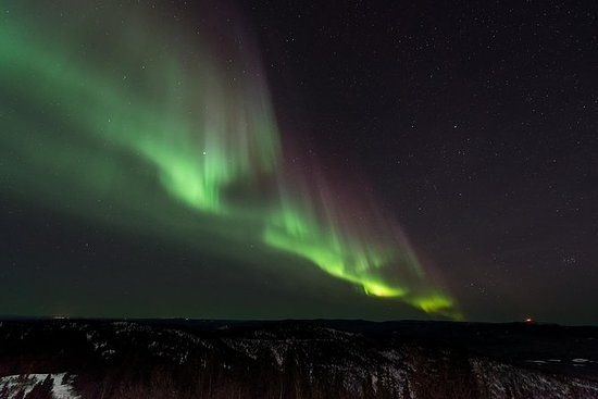 Northern Lights Deluxe Abendtour