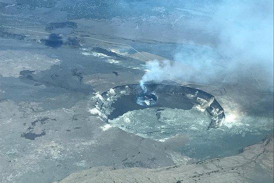 Volcanoes Air Tour dei vulcani delle