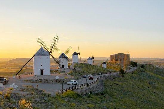 Entradas a Consuegra: Castillo y...