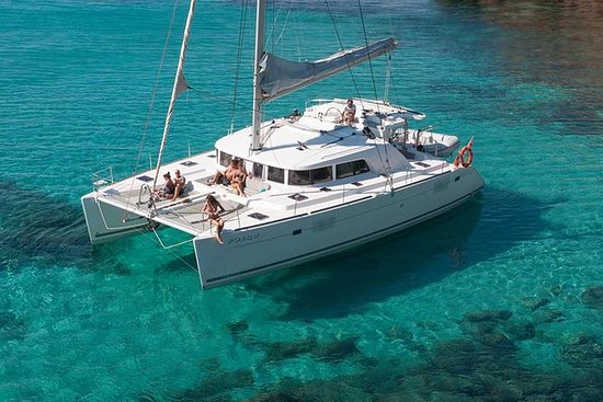 Exclusive Champagne Catamaran Sail...