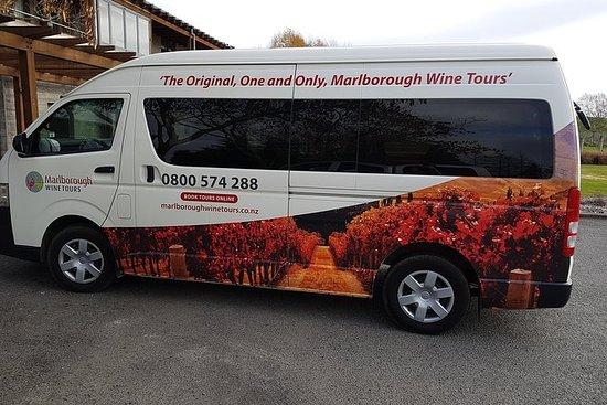 布伦海姆的马尔堡葡萄酒产区之旅