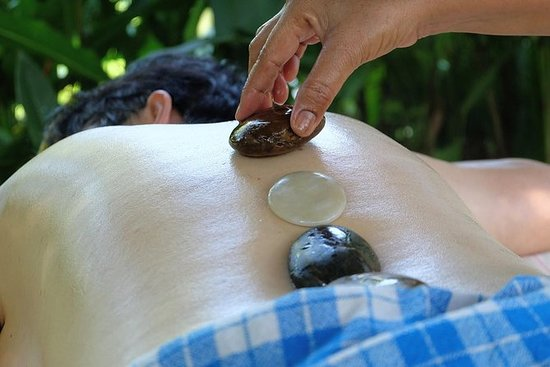 Spa Sila Hot Stone Massage em...