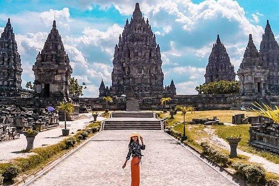 Excursion d'une journée à Yogyakarta...
