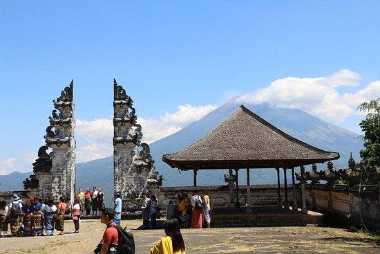 Bali Day Tour : Waterfall & Lempuyang...