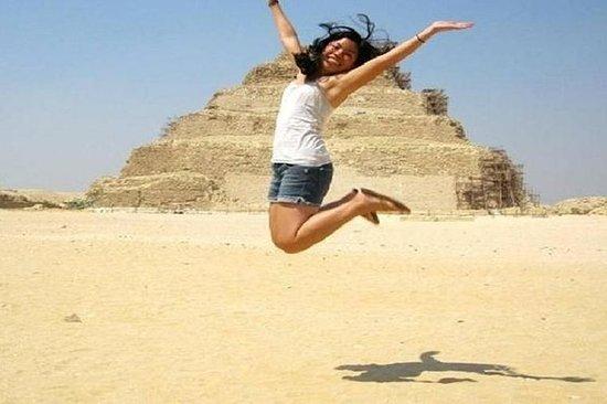 Tagesausflug von Kairo nach Saqqara und...