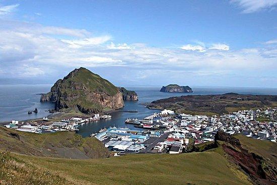 Visita del bus turistico delle isole