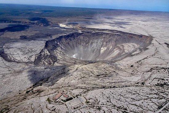 Gran aventura diurna del volcán