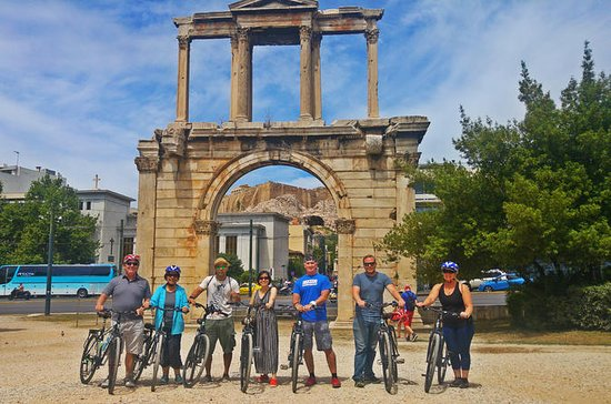 Athens Morning Electric Bike Tour