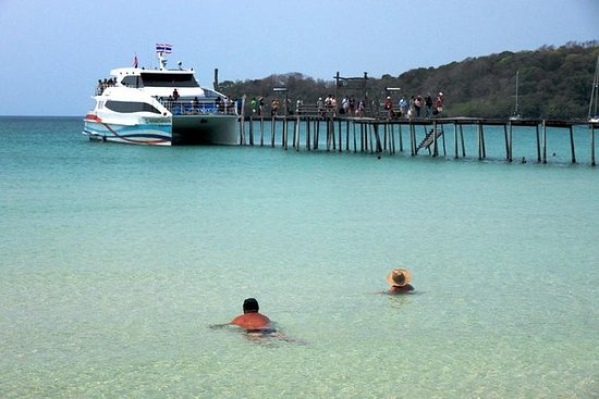 Koh Chang to Koh Mak by Boonsiri High...