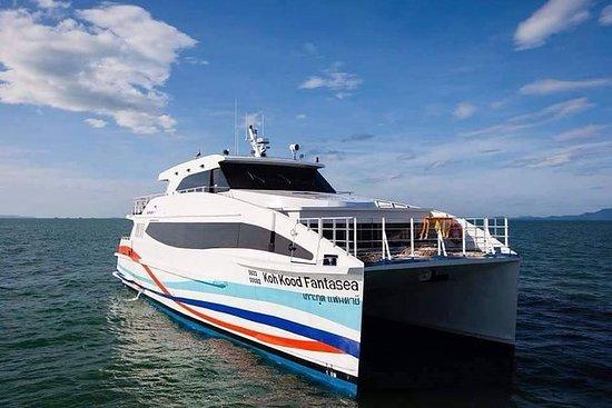 通过Boonsiri巴士和高速双体船到曼谷到Koh Chang