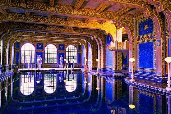 Hearst Castle & Wine Group Tour fra...