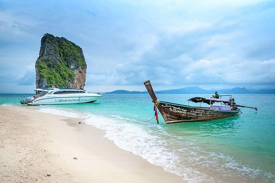 Early Bird Tour to 4 Islands & Railay...