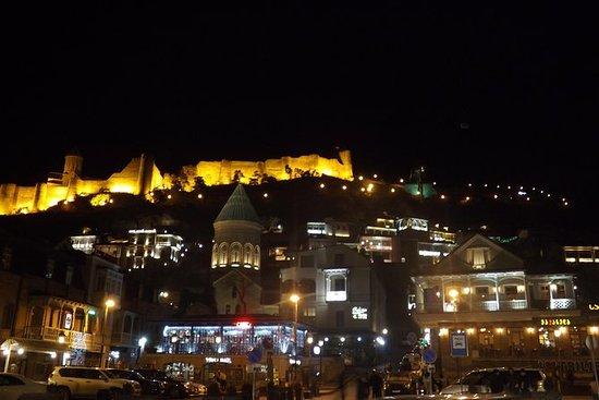 Tbilisi: Walking Night Tour to Old...
