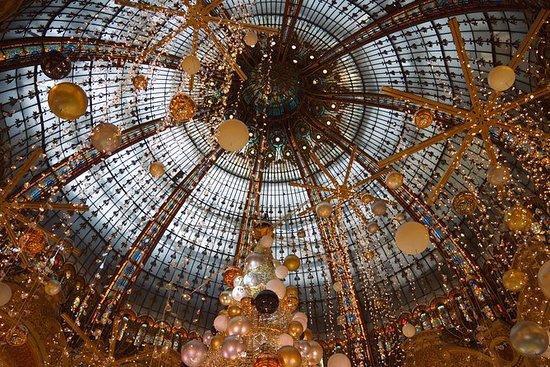 Noël à Paris: Shopping festif passé...