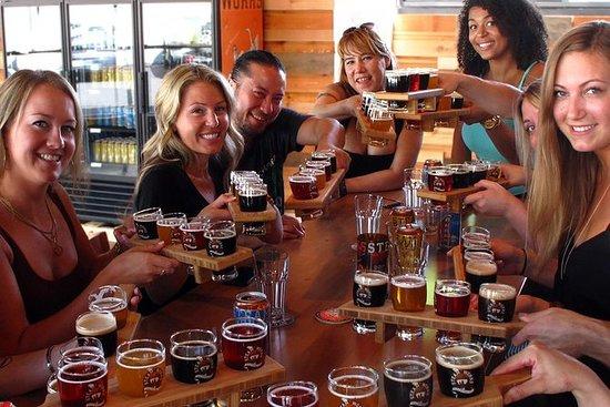 北OC工艺啤酒厂之旅(OC&Anaheim皮卡)
