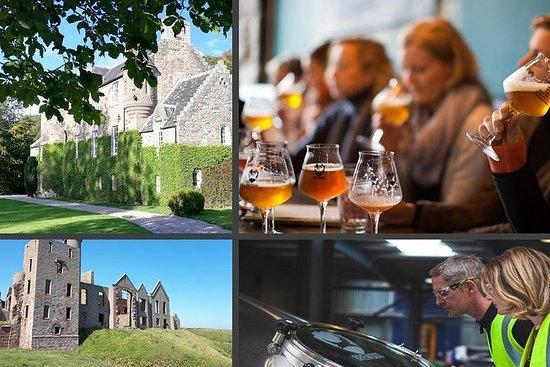 城堡和啤酒厂之旅