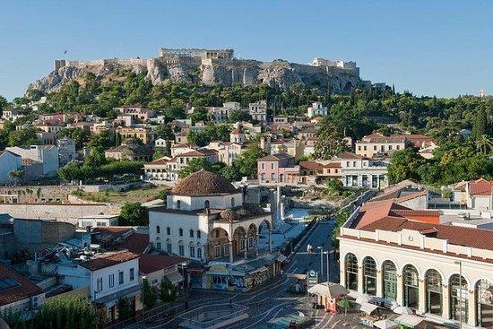 Middelalderens Athen: Byzantinene...