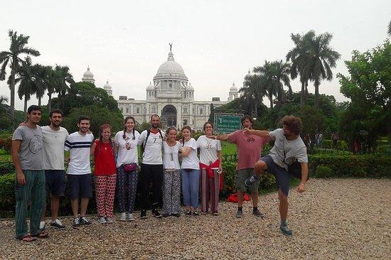 Tour de Kolkata er en ideell tur for...