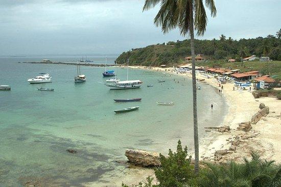 Passeio de escuna ilhas tropicais