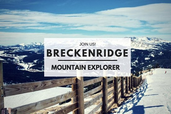 Explorador da montanha de Breckenridge
