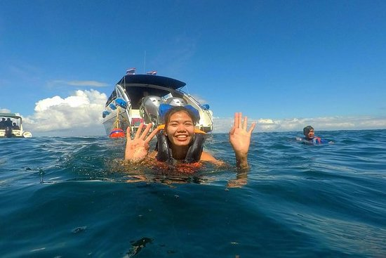 Tin Adventure Sea Tour til 4 Islands...
