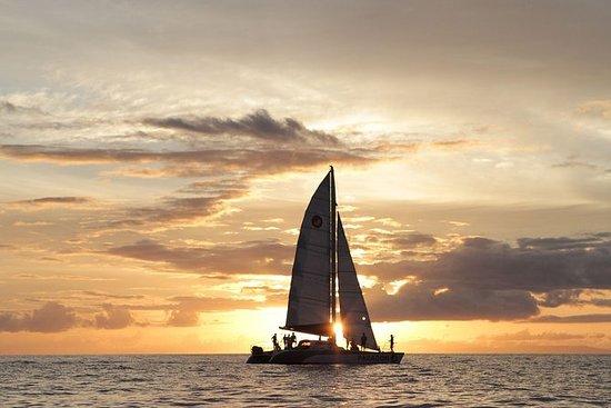 Lahaina Champagne og Sunset Sail