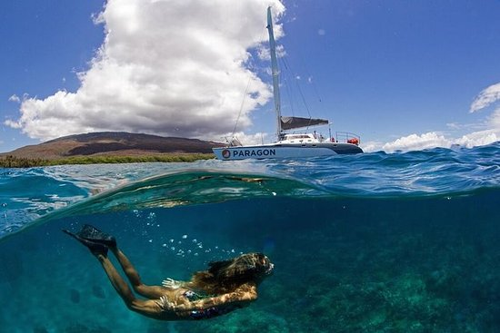 Pali Coast Snorkel et Performance Sail