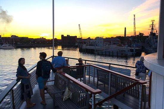 Holiday Sunset Cruise i Boston Harbor